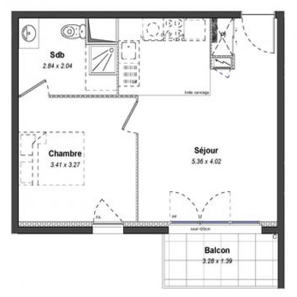Offres de vente Appartement Chartres 28000