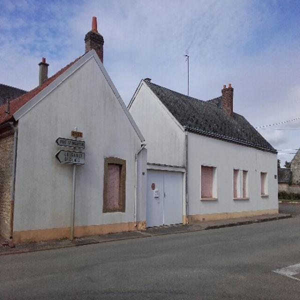 Offres de vente Maison Neuvy-en-Dunois 28800