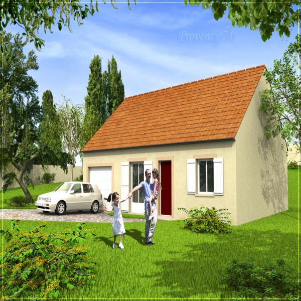 Programme neuf Maison Loury 45470