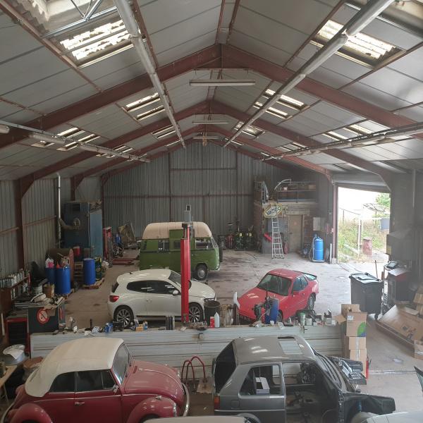 Offres de location Garage Escrennes 45300